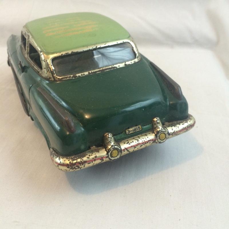 us car -  tôle - Tin Toys -  1950's & 1960's - Page 3 352