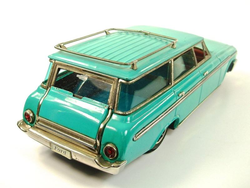 us car -  tôle - Tin Toys -  1950's & 1960's - Page 3 353