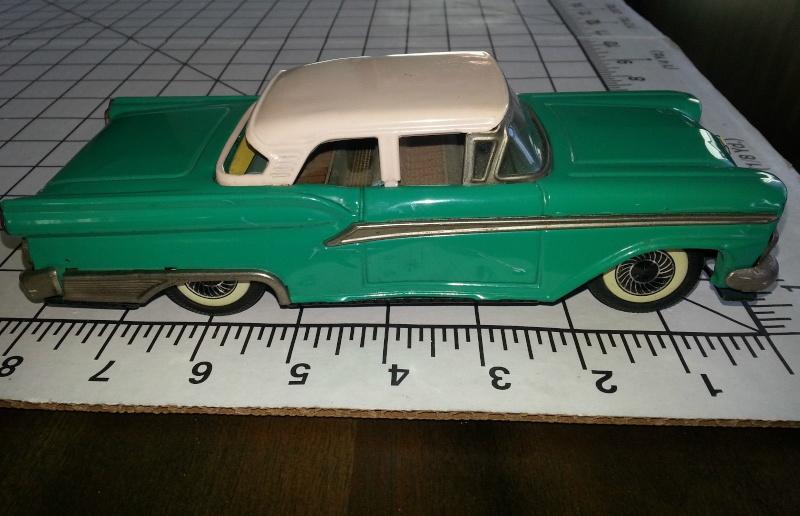 us car -  tôle - Tin Toys -  1950's & 1960's - Page 3 354