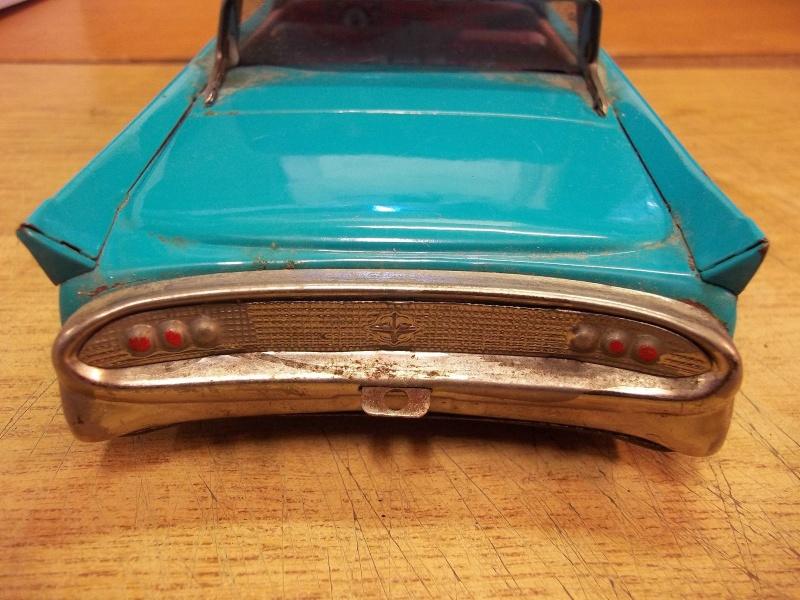 us car -  tôle - Tin Toys -  1950's & 1960's - Page 3 355