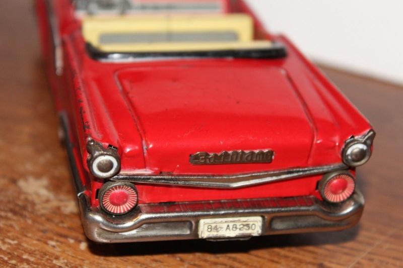 us car -  tôle - Tin Toys -  1950's & 1960's - Page 3 357
