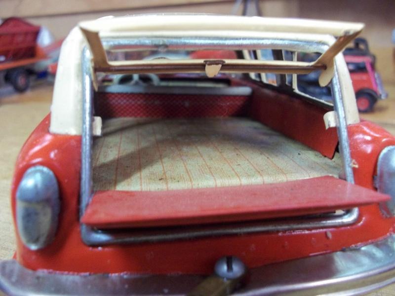 us car -  tôle - Tin Toys -  1950's & 1960's - Page 3 358