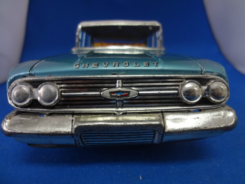 us car -  tôle - Tin Toys -  1950's & 1960's - Page 4 359