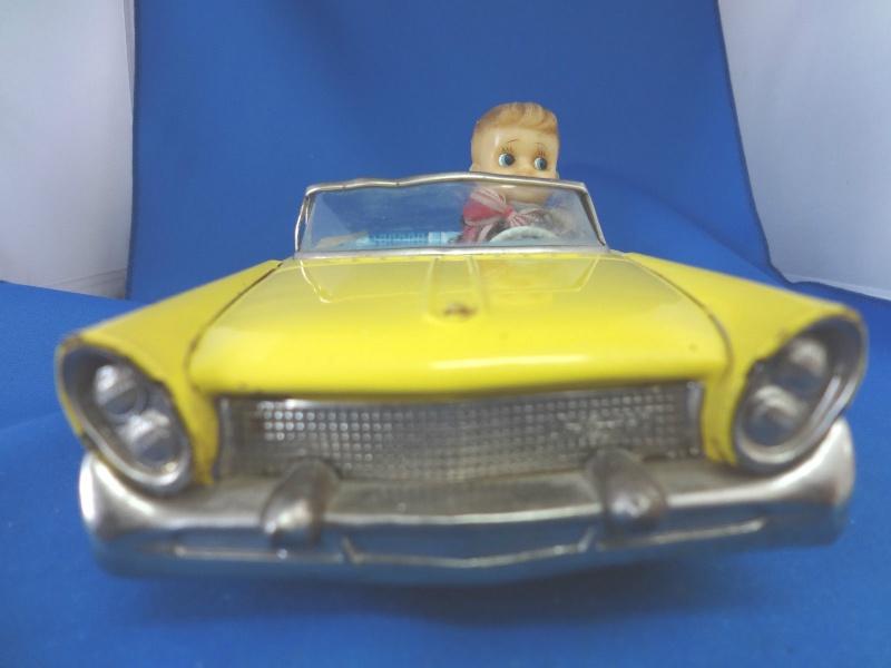 us car -  tôle - Tin Toys -  1950's & 1960's - Page 4 361