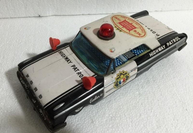 us car -  tôle - Tin Toys -  1950's & 1960's - Page 4 362