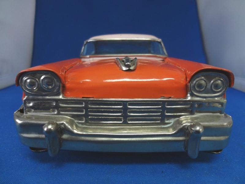us car -  tôle - Tin Toys -  1950's & 1960's - Page 4 364