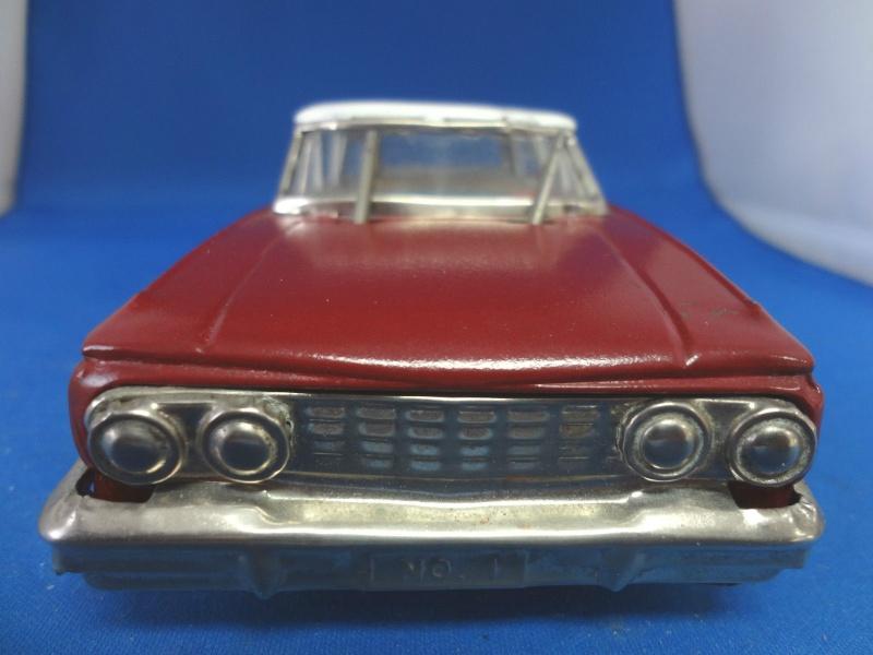 us car -  tôle - Tin Toys -  1950's & 1960's - Page 4 366