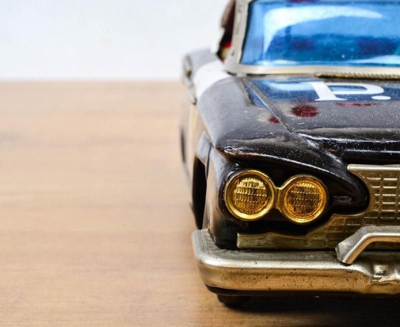 us car -  tôle - Tin Toys -  1950's & 1960's - Page 4 367