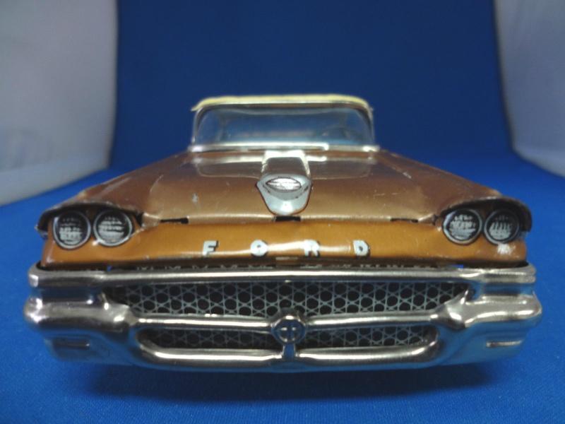 us car -  tôle - Tin Toys -  1950's & 1960's - Page 4 369