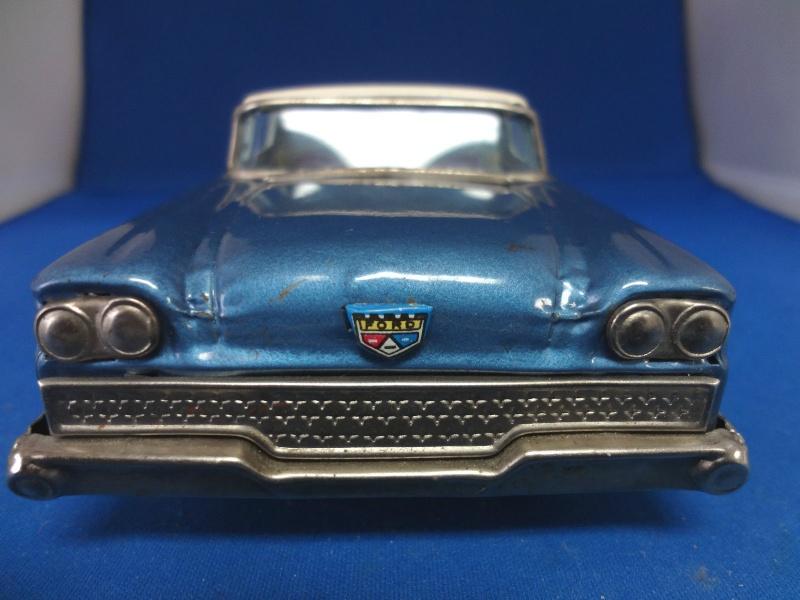 us car -  tôle - Tin Toys -  1950's & 1960's - Page 4 371