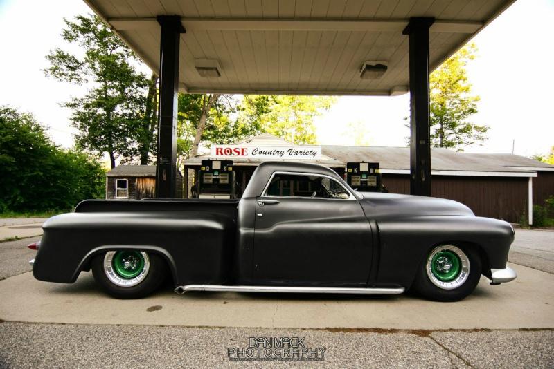 1950 Mercury pick up 415