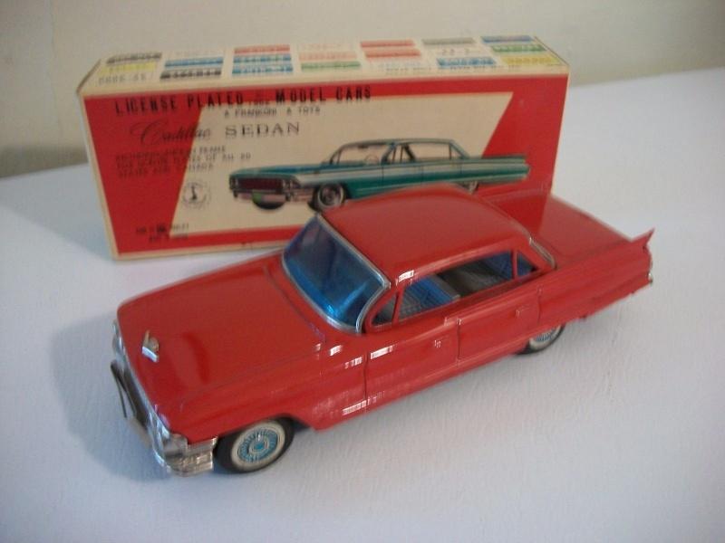 us car -  tôle - Tin Toys -  1950's & 1960's - Page 3 435