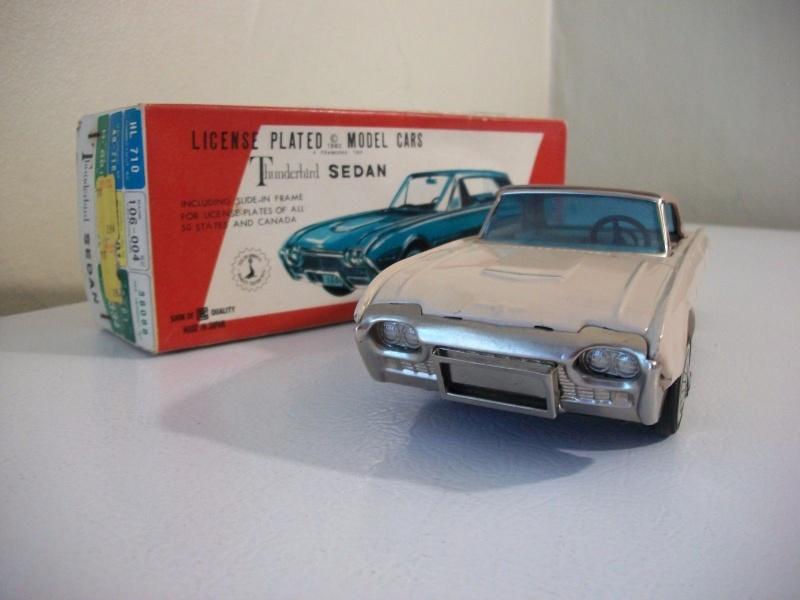 us car -  tôle - Tin Toys -  1950's & 1960's - Page 3 436