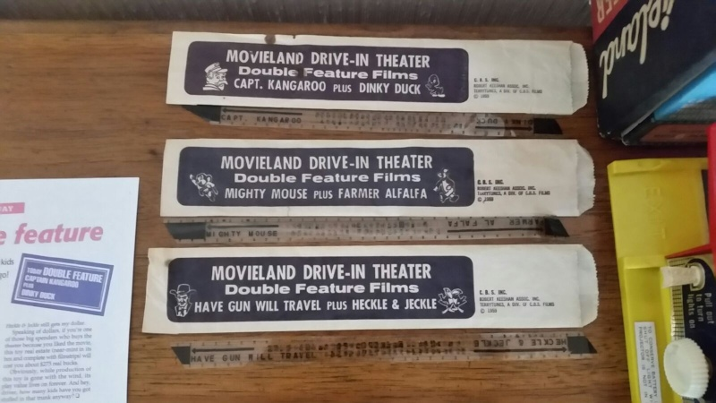 REMCO MOVIELAND DRIVE IN THEATER 439
