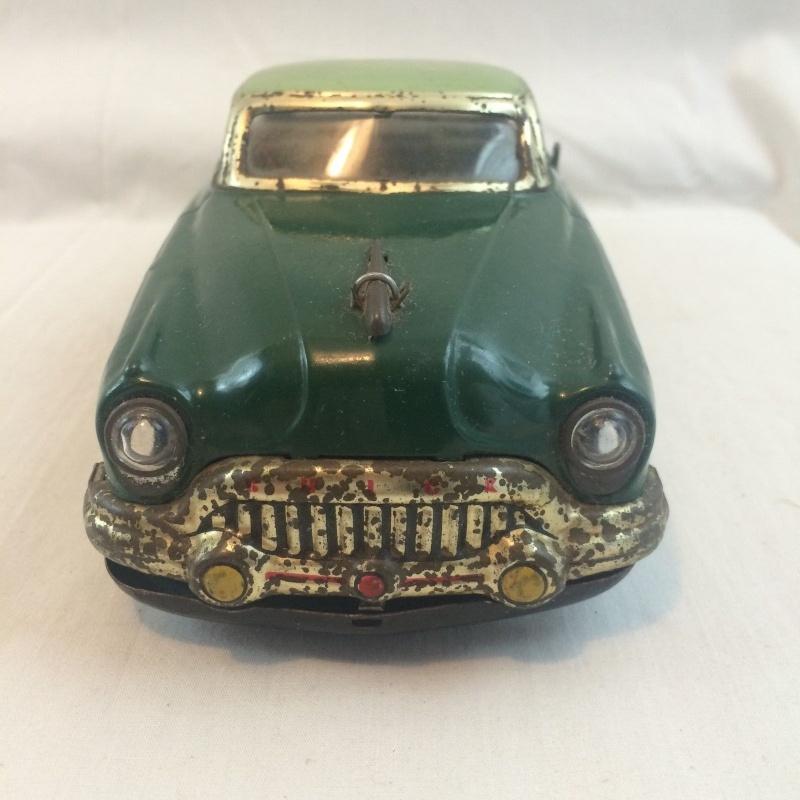us car -  tôle - Tin Toys -  1950's & 1960's - Page 3 445