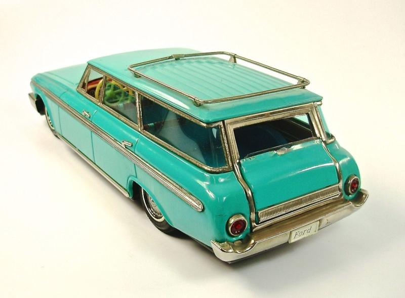 us car -  tôle - Tin Toys -  1950's & 1960's - Page 3 446