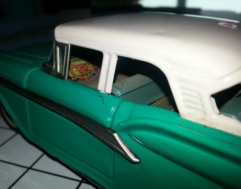 us car -  tôle - Tin Toys -  1950's & 1960's - Page 3 447