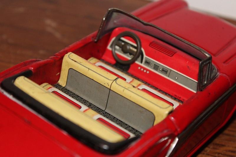 us car -  tôle - Tin Toys -  1950's & 1960's - Page 3 448
