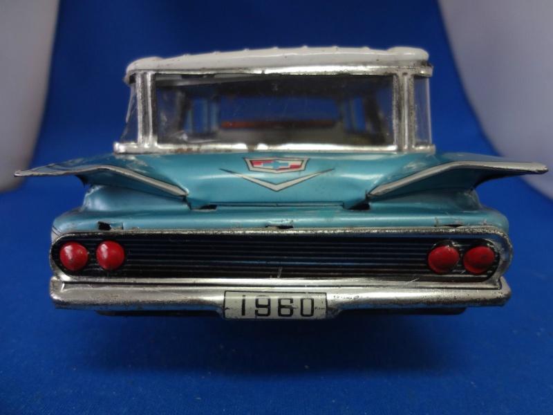 us car -  tôle - Tin Toys -  1950's & 1960's - Page 4 449