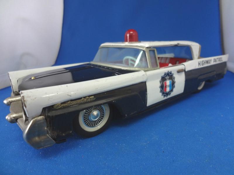 us car -  tôle - Tin Toys -  1950's & 1960's - Page 4 450