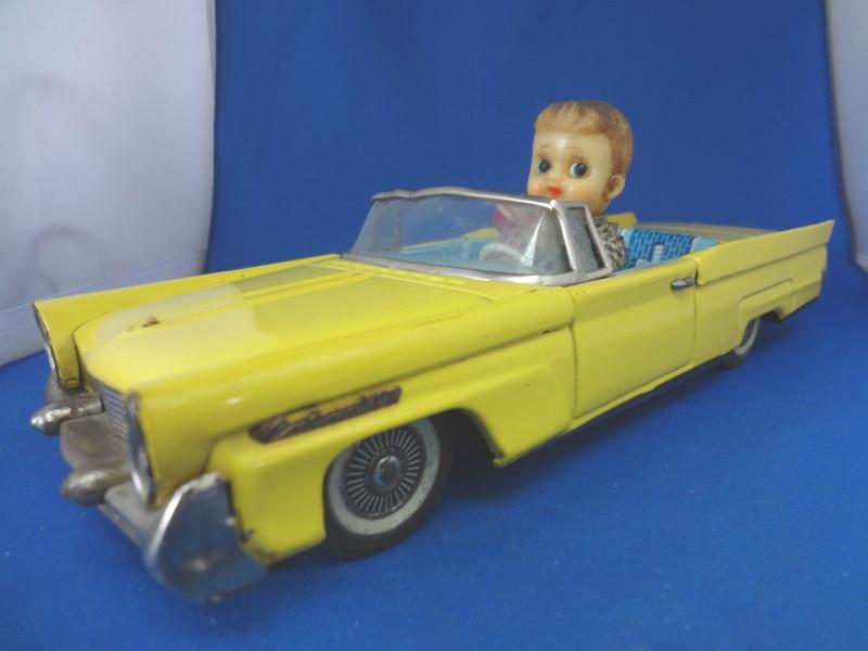 us car -  tôle - Tin Toys -  1950's & 1960's - Page 4 451