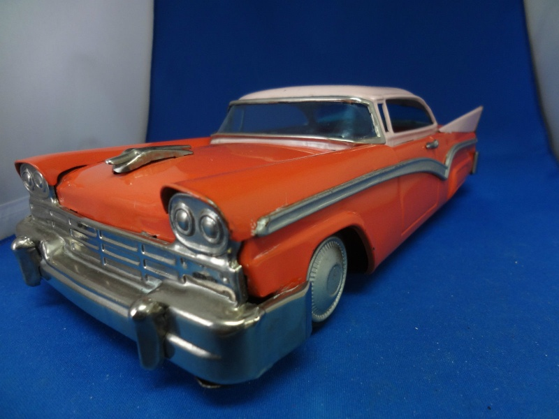 us car -  tôle - Tin Toys -  1950's & 1960's - Page 4 453
