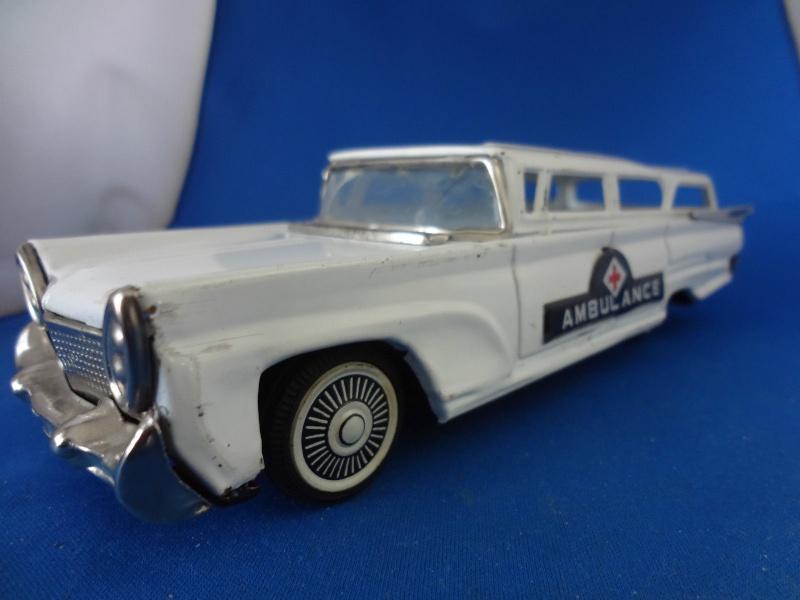 us car -  tôle - Tin Toys -  1950's & 1960's - Page 4 454