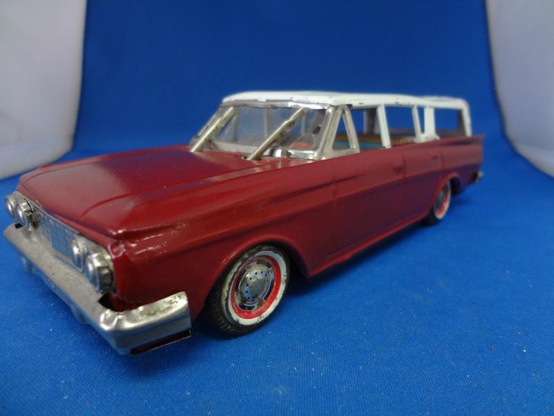us car -  tôle - Tin Toys -  1950's & 1960's - Page 4 455
