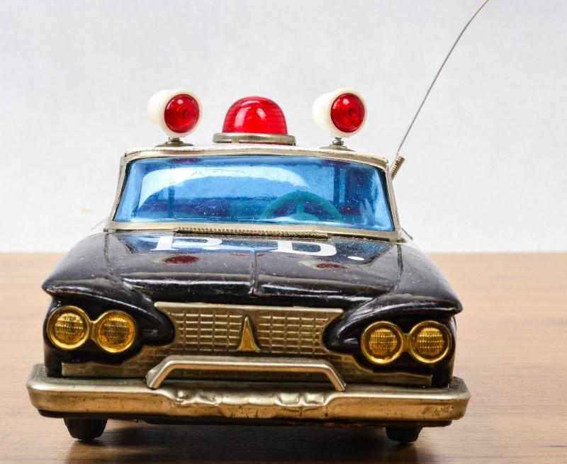 us car -  tôle - Tin Toys -  1950's & 1960's - Page 4 456