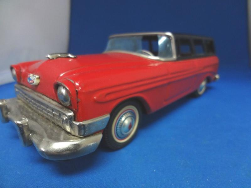 us car -  tôle - Tin Toys -  1950's & 1960's - Page 4 457