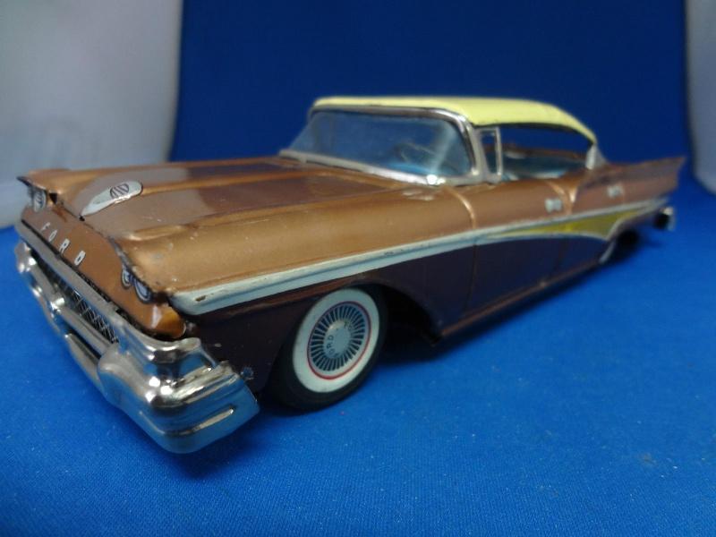 us car -  tôle - Tin Toys -  1950's & 1960's - Page 4 458