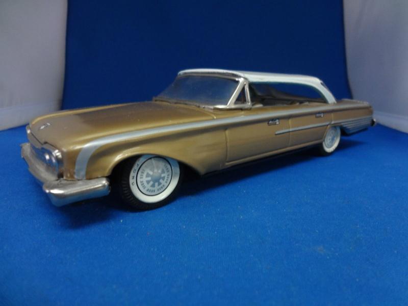 us car -  tôle - Tin Toys -  1950's & 1960's - Page 4 459