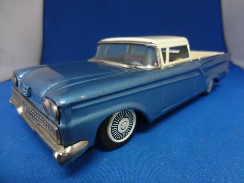 us car -  tôle - Tin Toys -  1950's & 1960's - Page 4 460