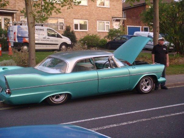 Plymouth  1957 - 1958 custom & mild custom - Page 2 4807_910