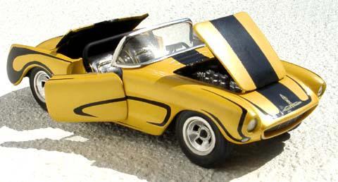 Vintage built automobile model kit survivor - Hot rod et Custom car maquettes montées anciennes - Page 3 48579810