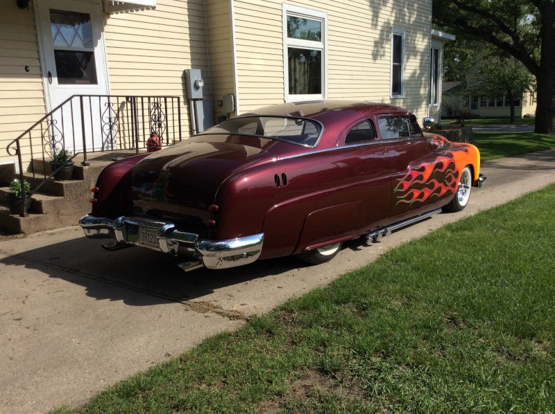 Lincoln 1949 - 1951 custom & mild custom 514