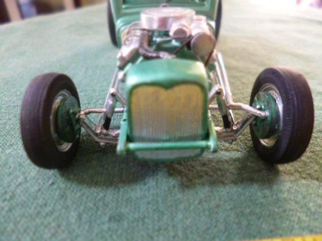 Vintage built automobile model kit survivor - Hot rod et Custom car maquettes montées anciennes - Page 3 52243210