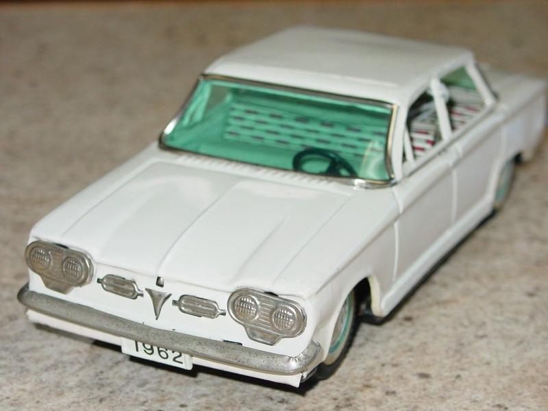 us car -  tôle - Tin Toys -  1950's & 1960's - Page 3 536