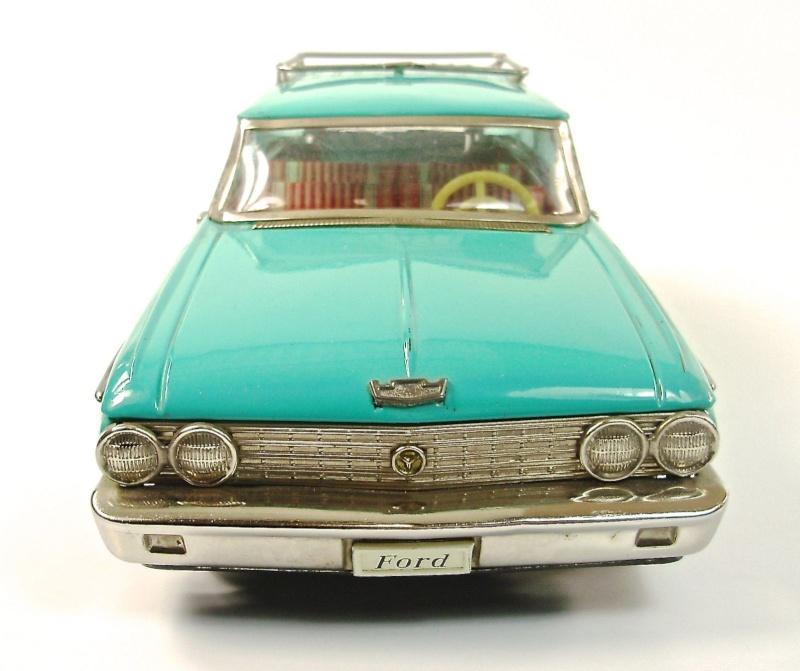 us car -  tôle - Tin Toys -  1950's & 1960's - Page 3 544