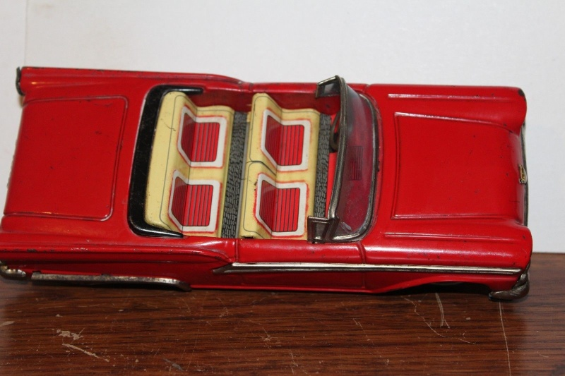 us car -  tôle - Tin Toys -  1950's & 1960's - Page 3 546