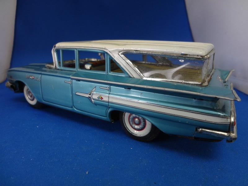 us car -  tôle - Tin Toys -  1950's & 1960's - Page 4 547