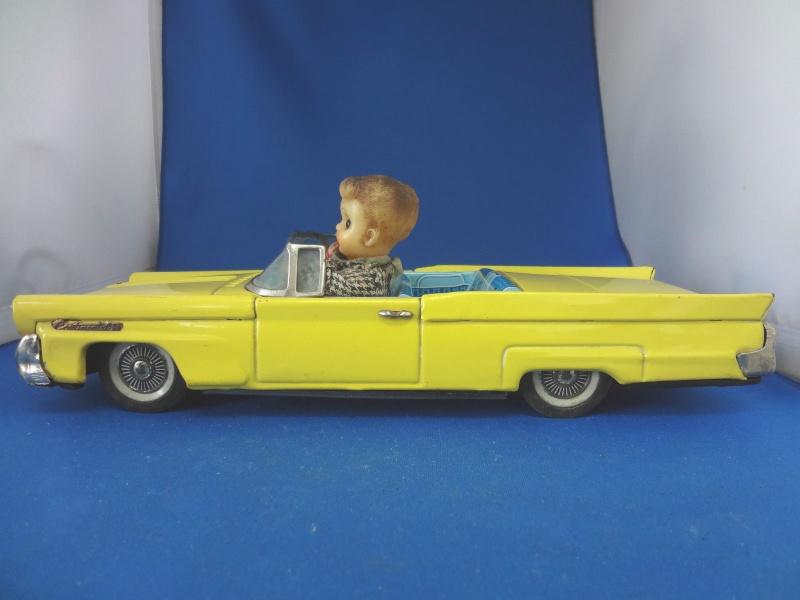 us car -  tôle - Tin Toys -  1950's & 1960's - Page 4 549