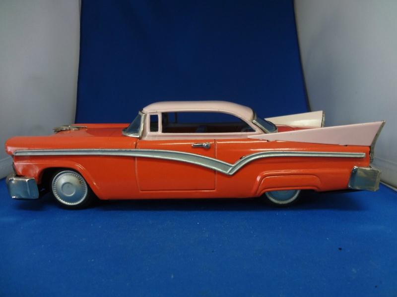 us car -  tôle - Tin Toys -  1950's & 1960's - Page 4 551