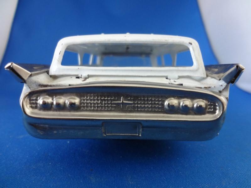 us car -  tôle - Tin Toys -  1950's & 1960's - Page 4 552
