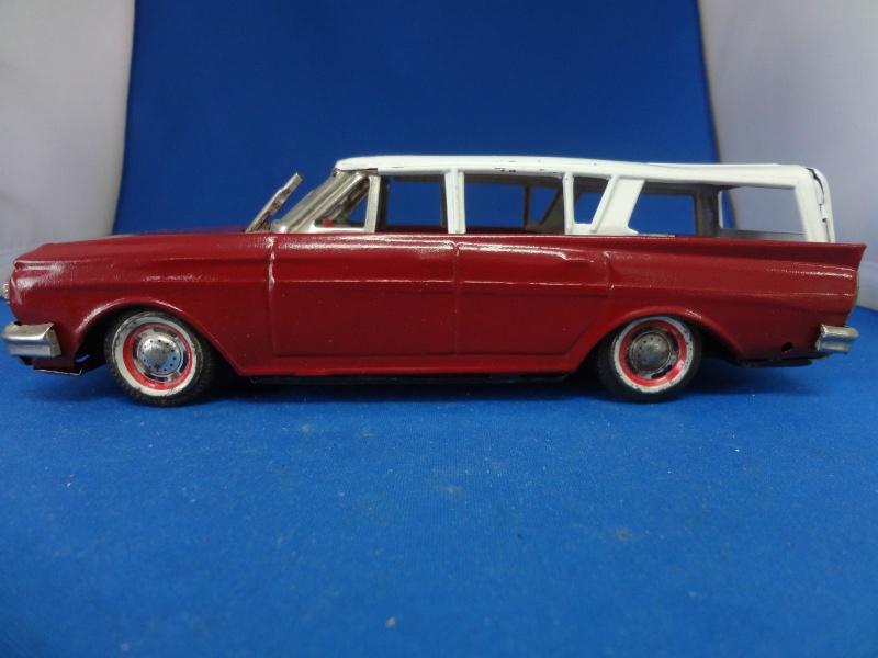 us car -  tôle - Tin Toys -  1950's & 1960's - Page 4 553