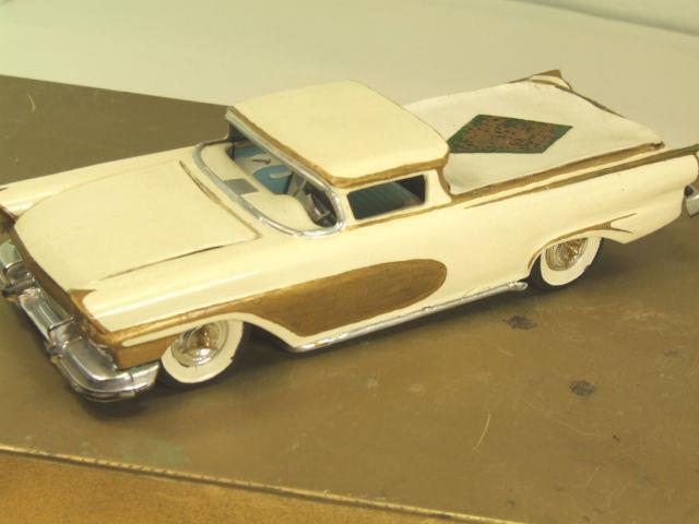 Vintage built automobile model kit survivor - Hot rod et Custom car maquettes montées anciennes - Page 3 55473610