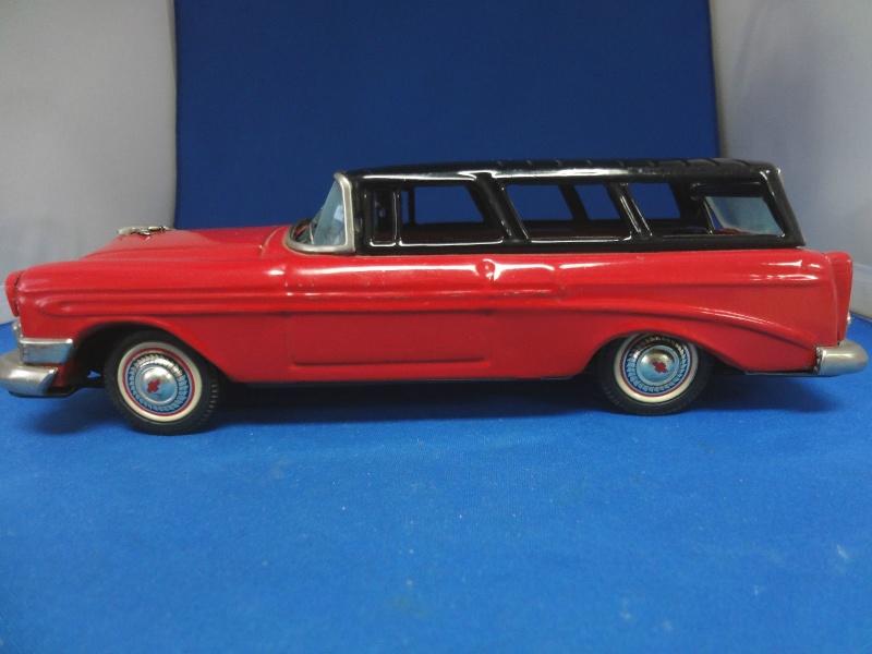 us car -  tôle - Tin Toys -  1950's & 1960's - Page 4 555