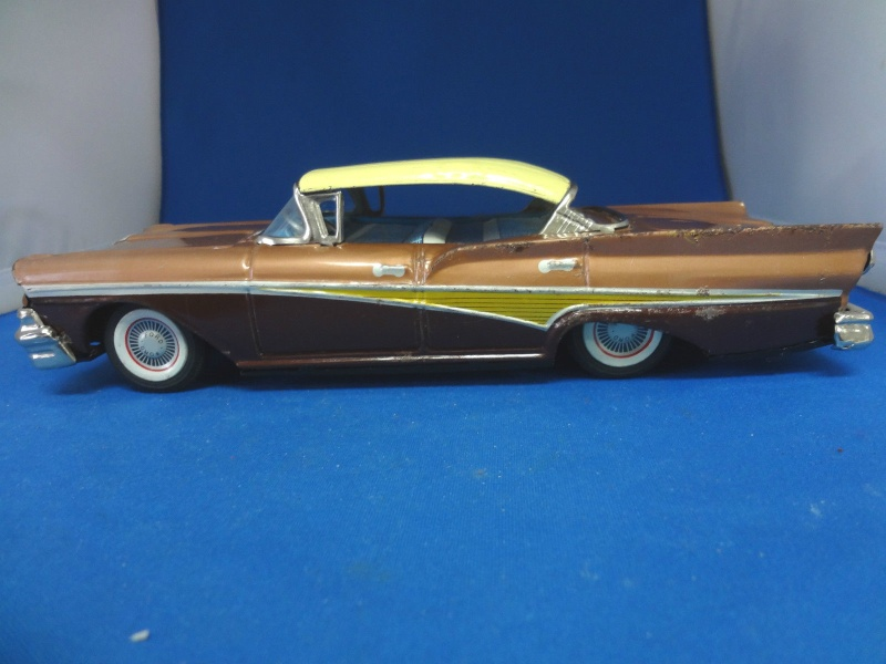 us car -  tôle - Tin Toys -  1950's & 1960's - Page 4 556