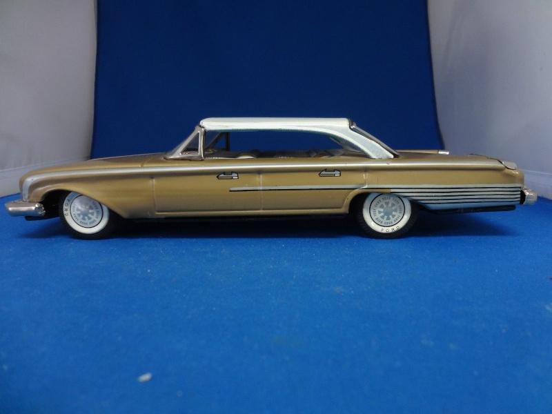 us car -  tôle - Tin Toys -  1950's & 1960's - Page 4 557