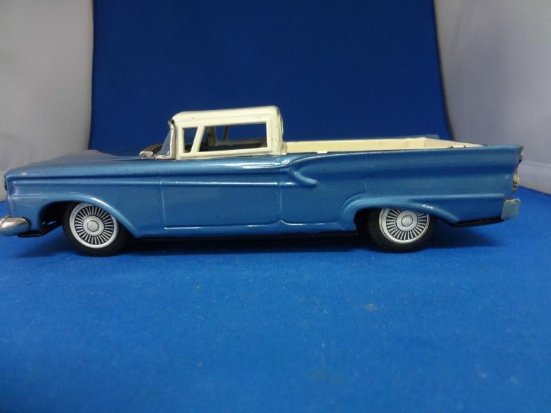 us car -  tôle - Tin Toys -  1950's & 1960's - Page 4 558